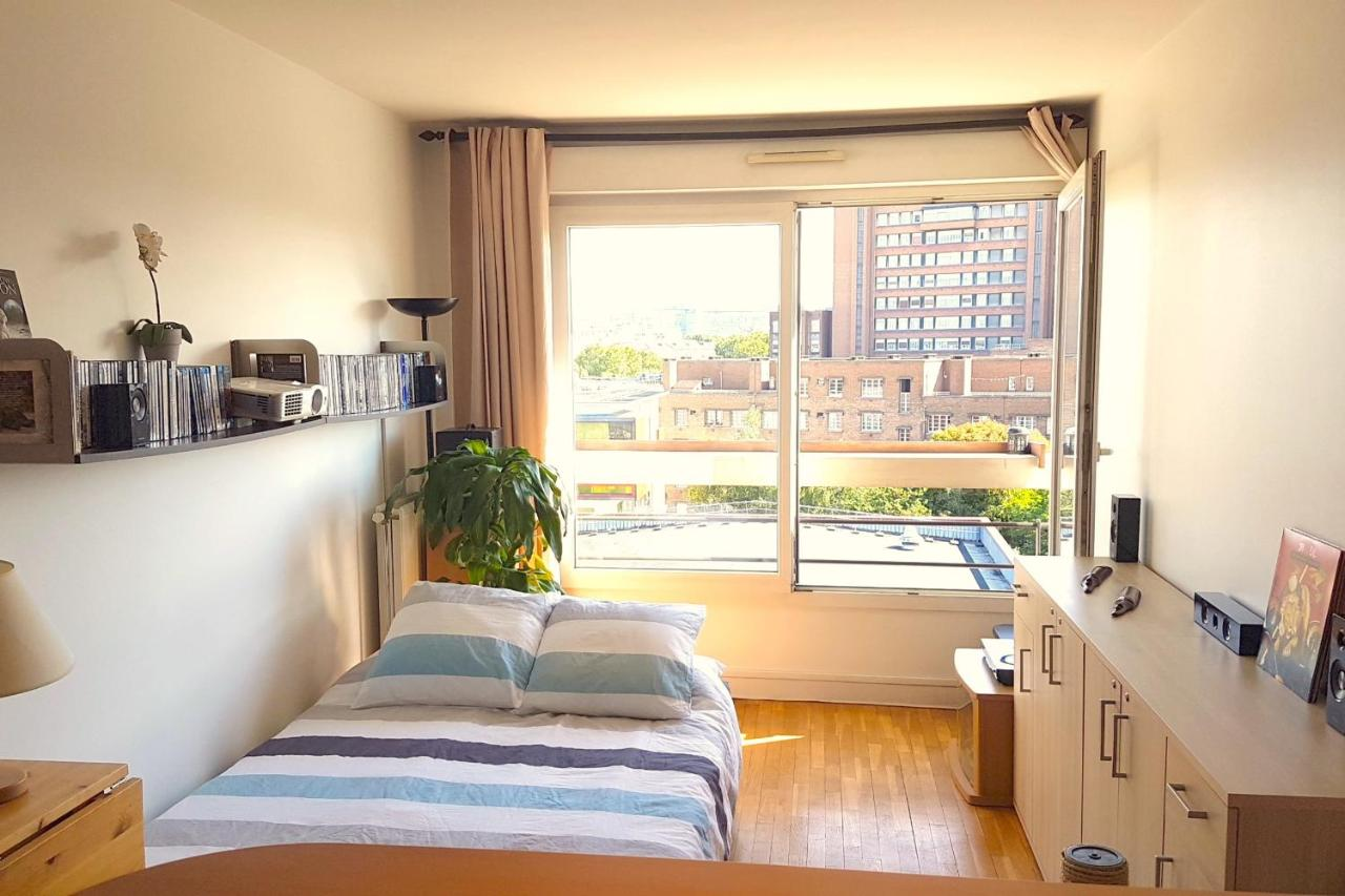 Апартаменты/квартира  Very bright 2 room apartment just a few minutes from Paris direct bus  - отзывы Booking