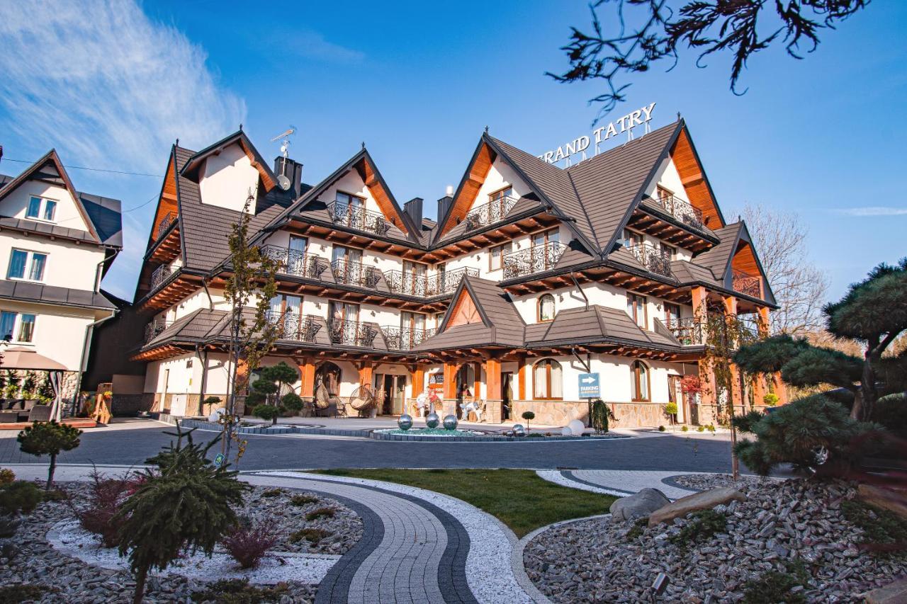 Апарт-отель  Grand Tatry  - отзывы Booking