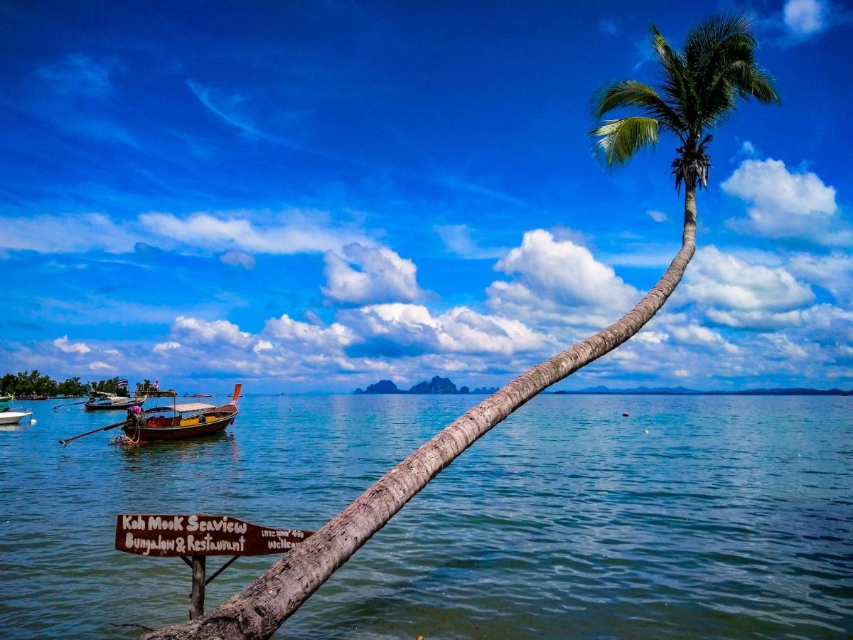 Гостевой дом  Koh Mook Sea View Bungalow  - отзывы Booking