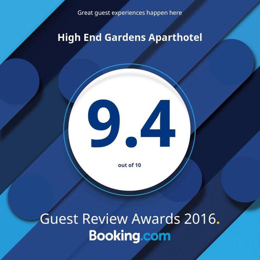 Апарт-отель  High End Gardens Al Khobar  - отзывы Booking