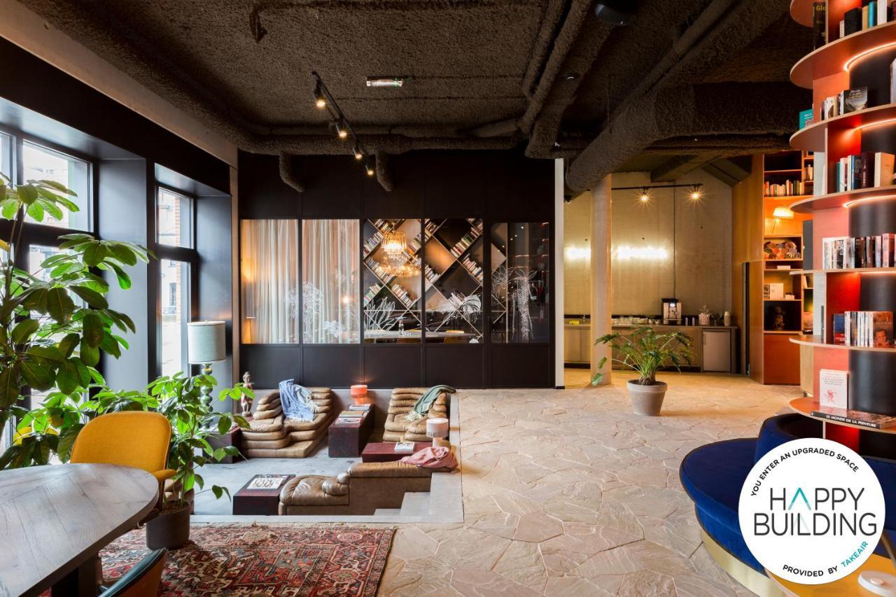 Отель  Отель  YUST Antwerp