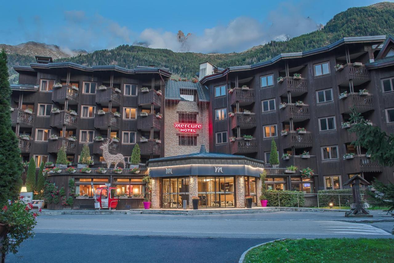 Отель  Mercure Chamonix Centre  - отзывы Booking