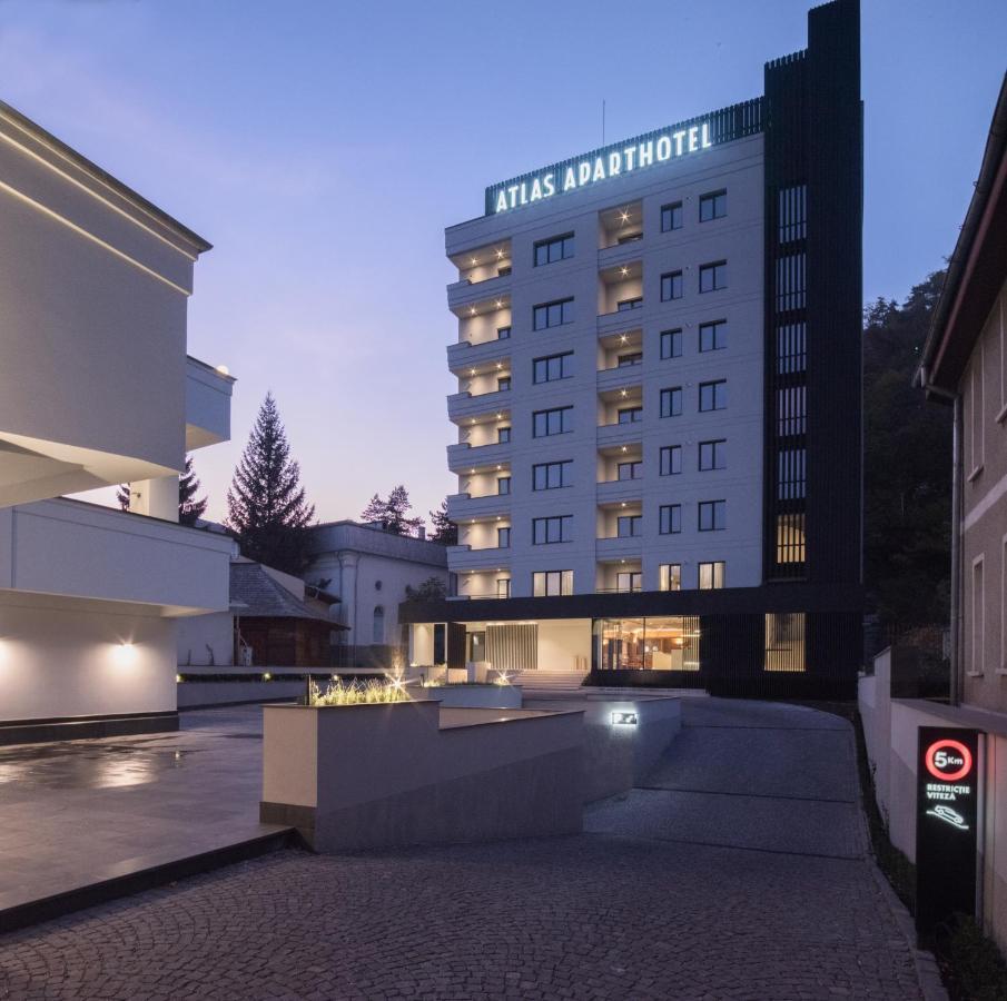 Отель  Atlas Aparthotel