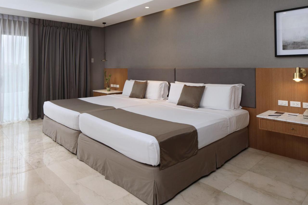 Отель City Garden Suites - отзывы Booking