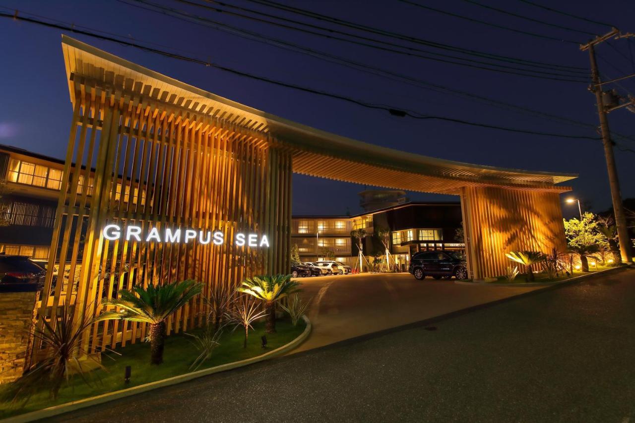 Отель  Grampus Sea  - отзывы Booking