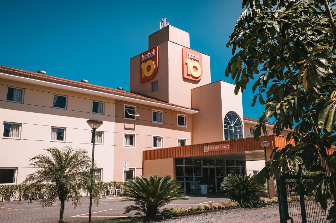 Отель  Отель  Hotel 10 Joinville