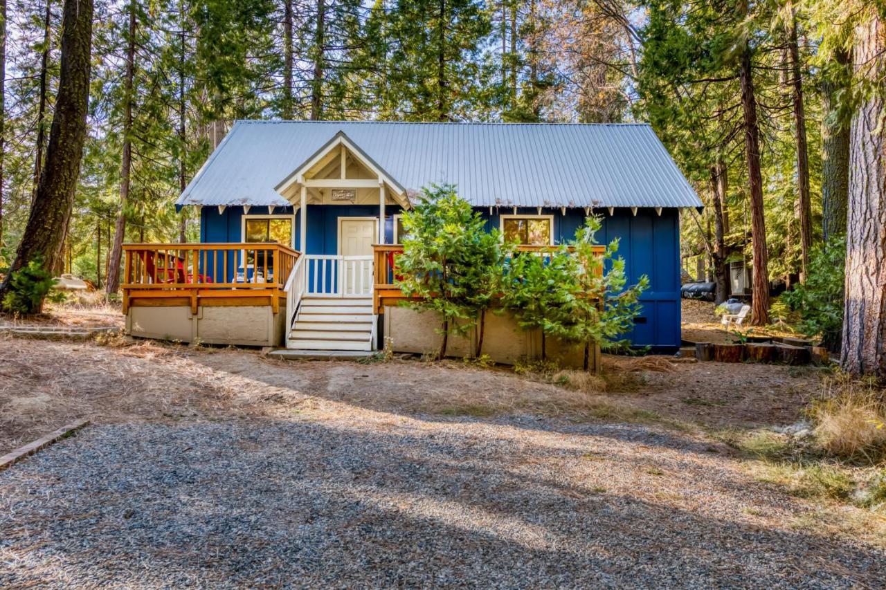 Дом для отпуска  Blue Sky Cottage