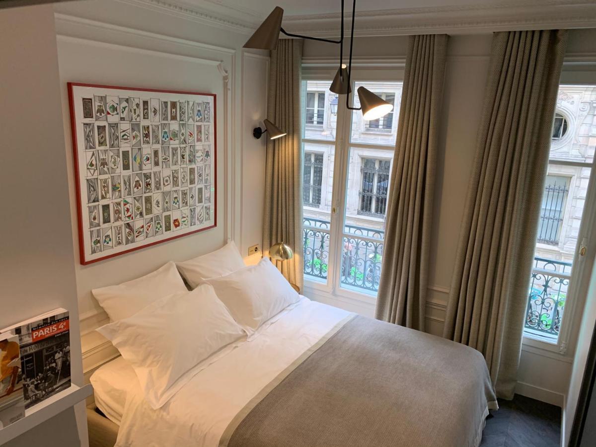 Отель типа «постель и завтрак» PARIS RIVOLI NOTRE DAME Chambre D'Hôtes Studio Private