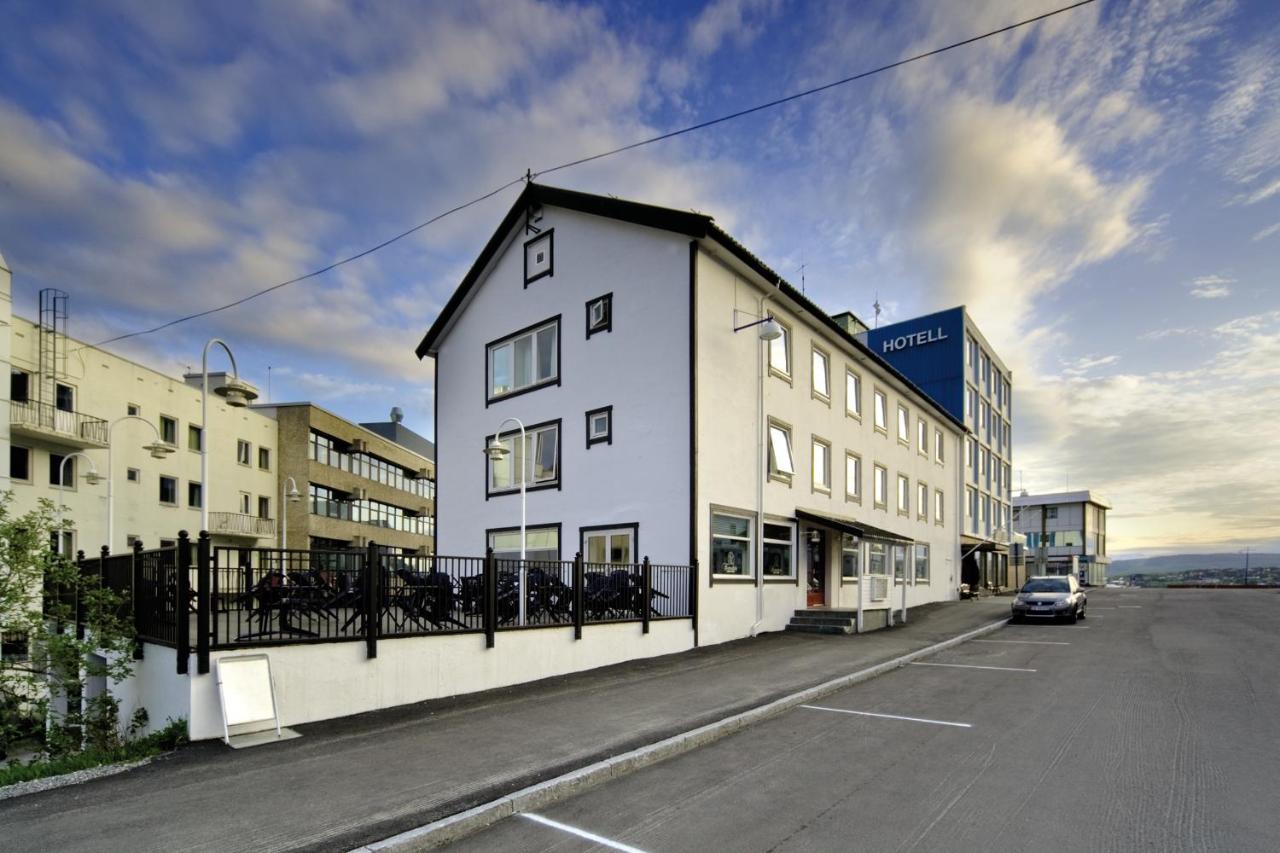 Отель Finnsnes Hotel - отзывы Booking