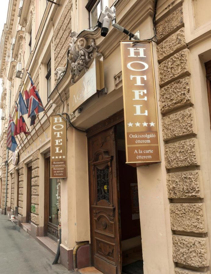 Отель  Отель  Hotel Agape