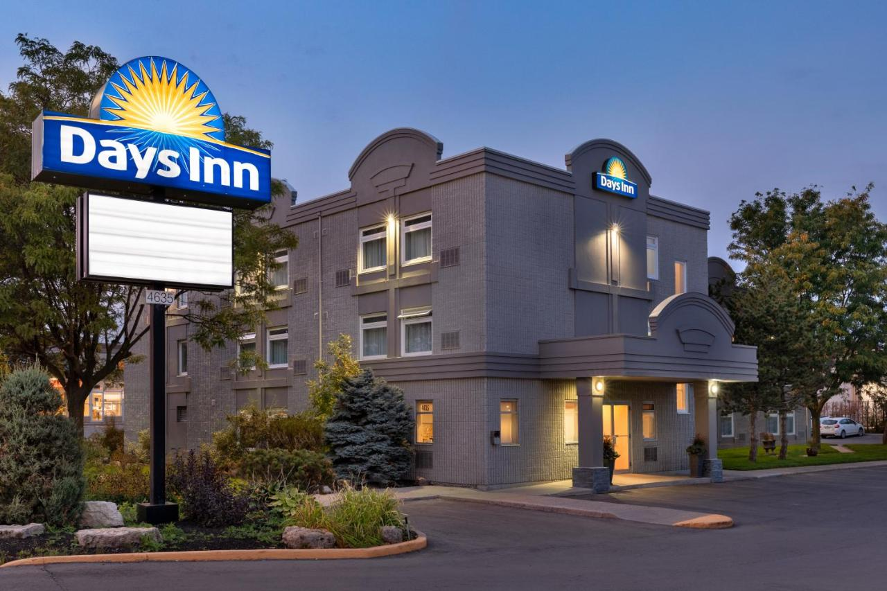 Отель  Days Inn by Wyndham Toronto West Mississauga  - отзывы Booking