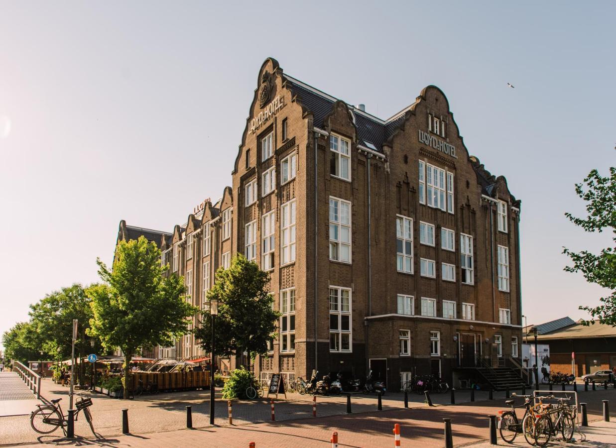 Отель Отель Lloyd Hotel