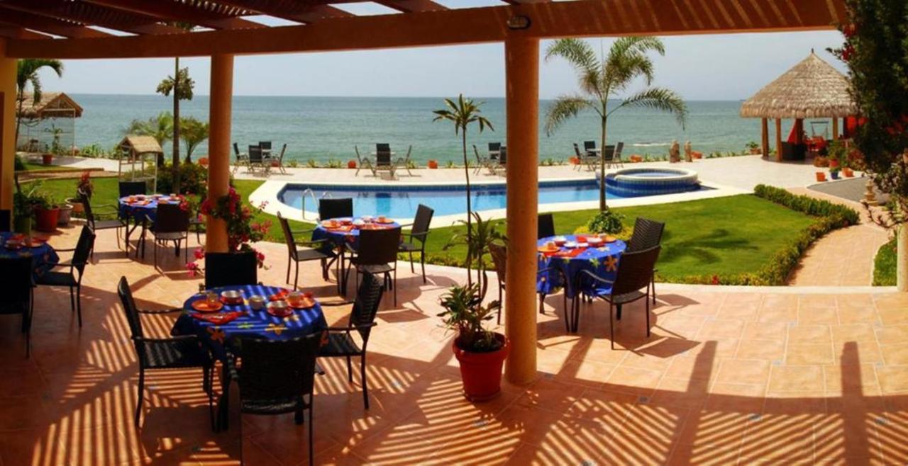 Отель типа «постель и завтрак» Hotel Boutique Playa Canela Ecuador