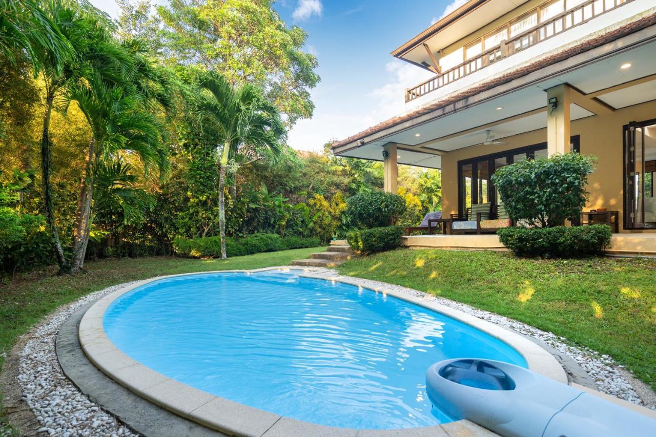 Вилла  Nai Yang Beach House L King-beds Parking Pool