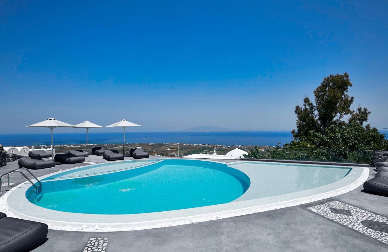 Отель  Aperanto Suites  - отзывы Booking