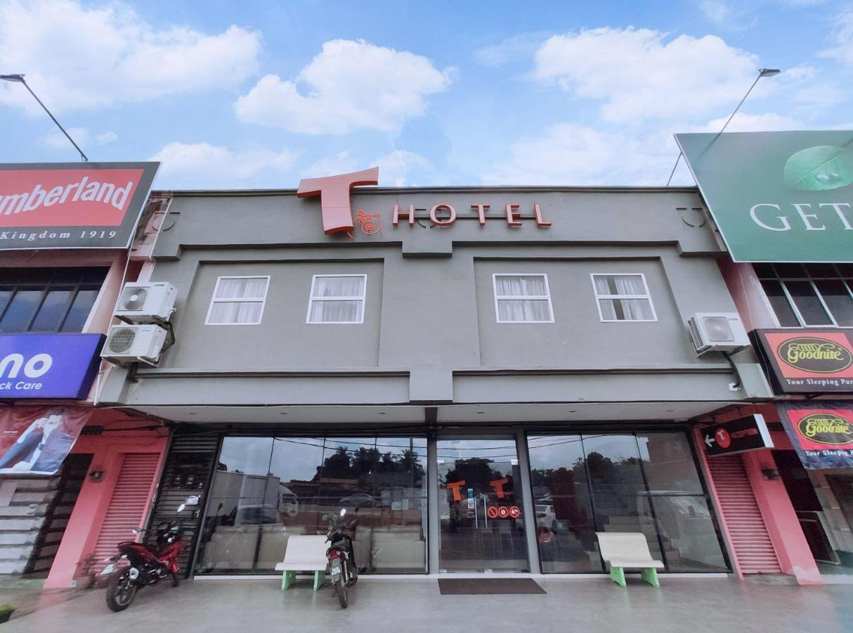 Отель  Отель  T Hotel Tandop