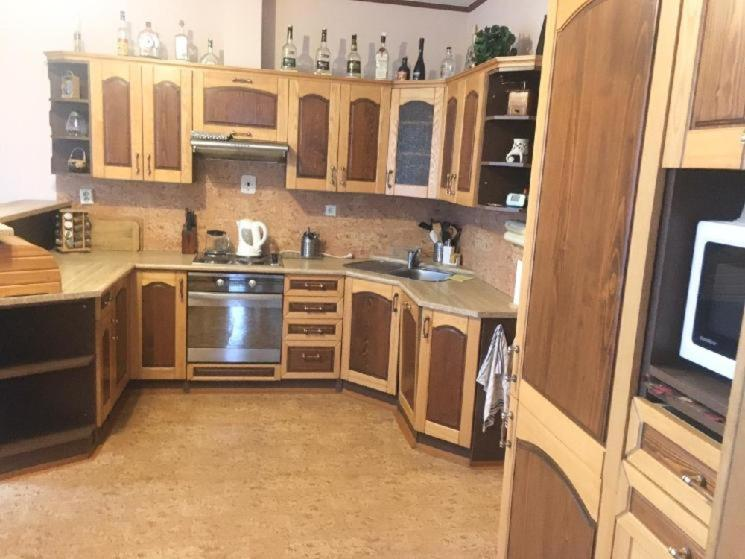 Апартаменты/квартира  Apartmán u sokolovny  - отзывы Booking