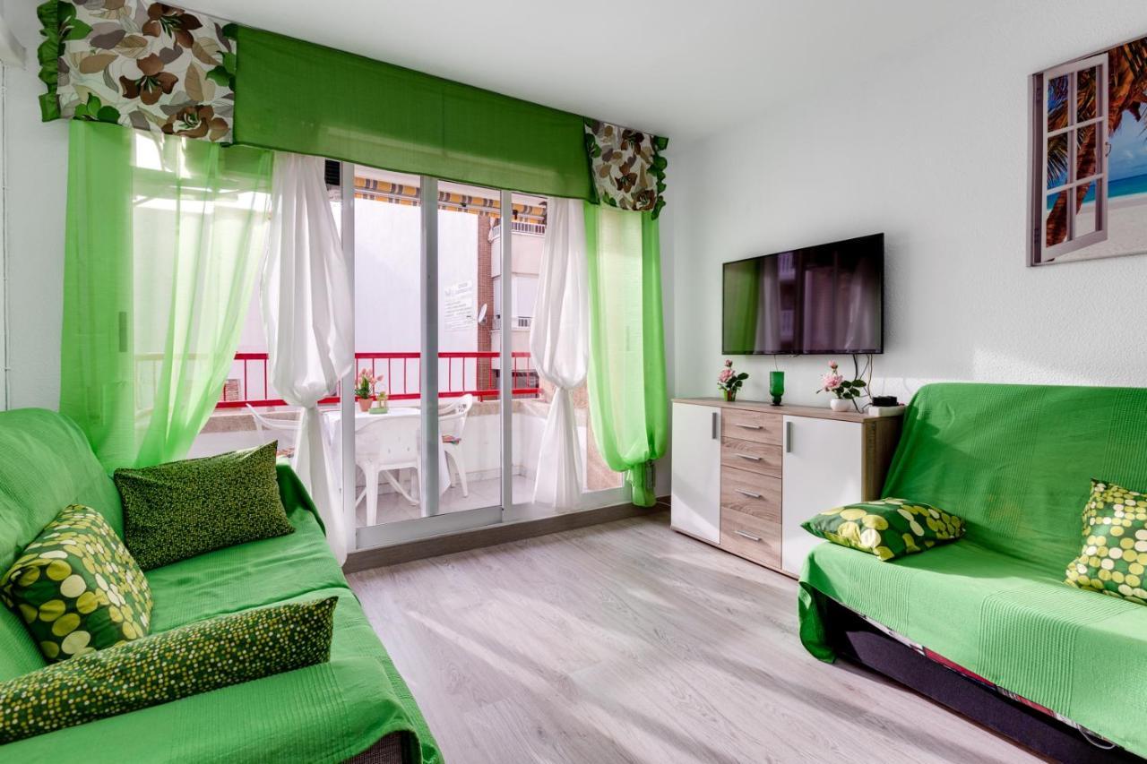 Апартаменты/квартира  Apartment Studio Playa Del Cura