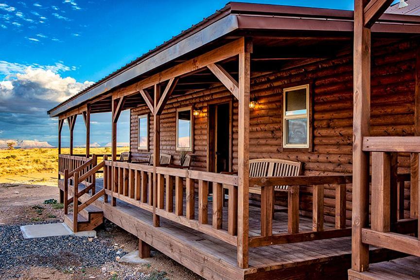 Отель  Cabins At Grand Canyon West