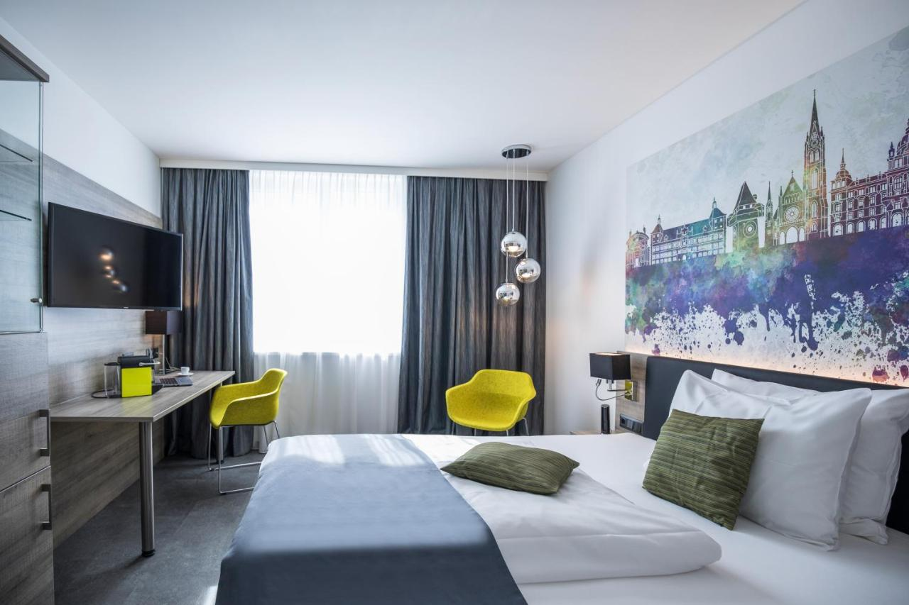 Отель  Hotel Mercure Graz City  - отзывы Booking