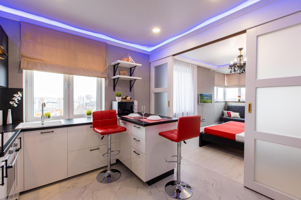Апартаменты/квартира  SutkiUfa Комсомольская 105