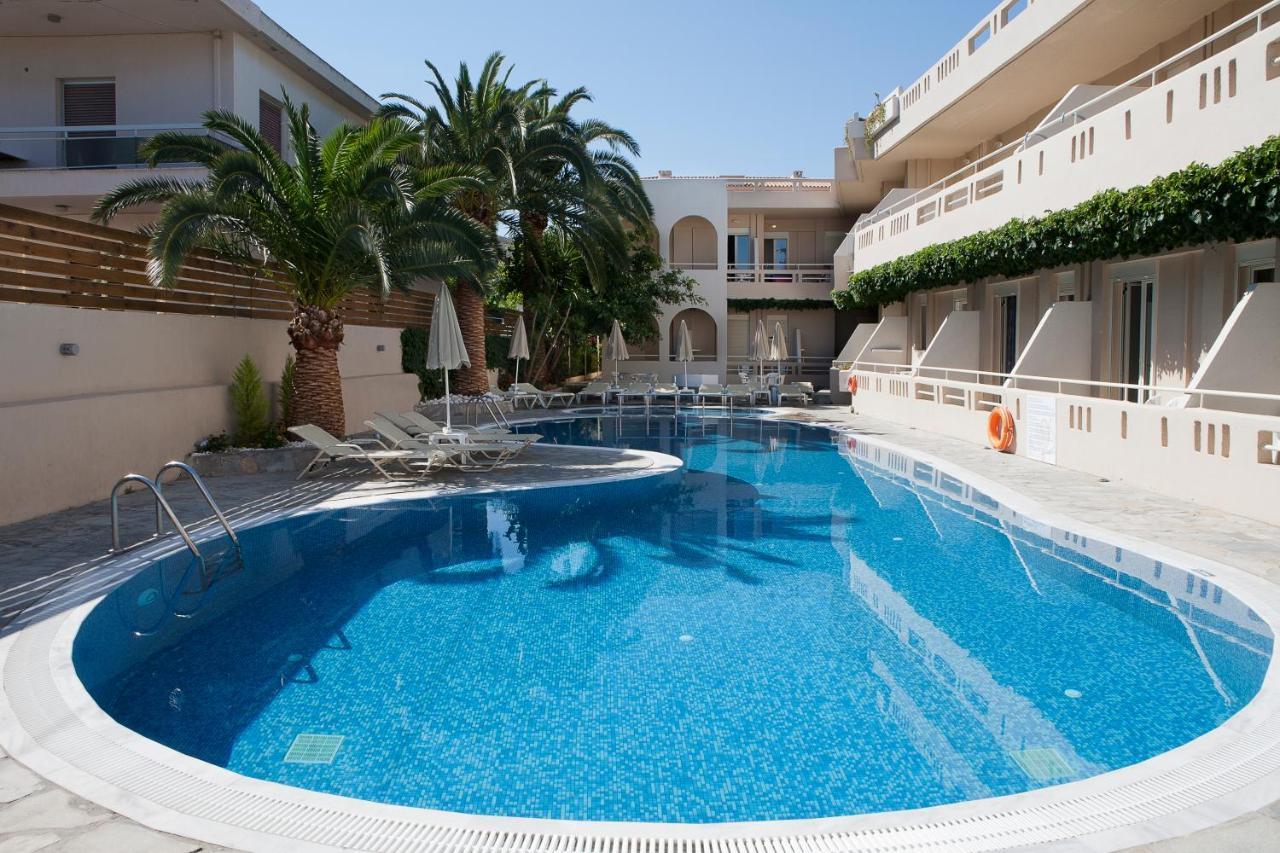 Отель  Axos  - отзывы Booking