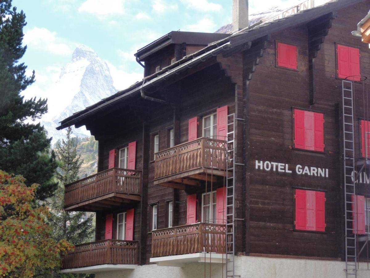 Отель  Hotel Cima