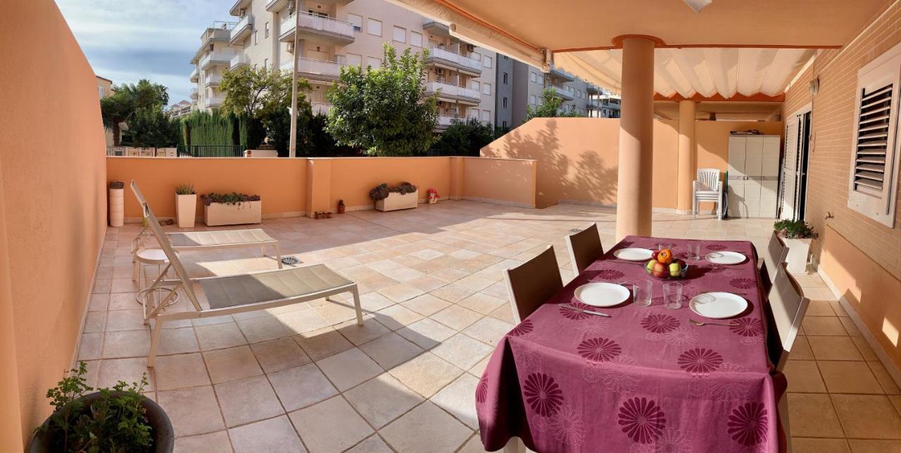 Апартаменты/квартира  Apartamento Nuevo con Gran Terraza y Wifi en Canet  - отзывы Booking