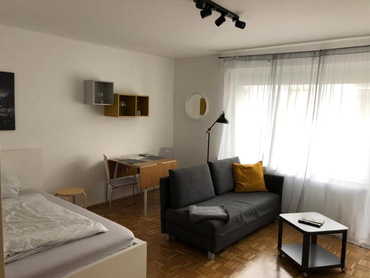 Апартаменты/квартиры  Zentrales Studio im Kaiserviertel  - отзывы Booking