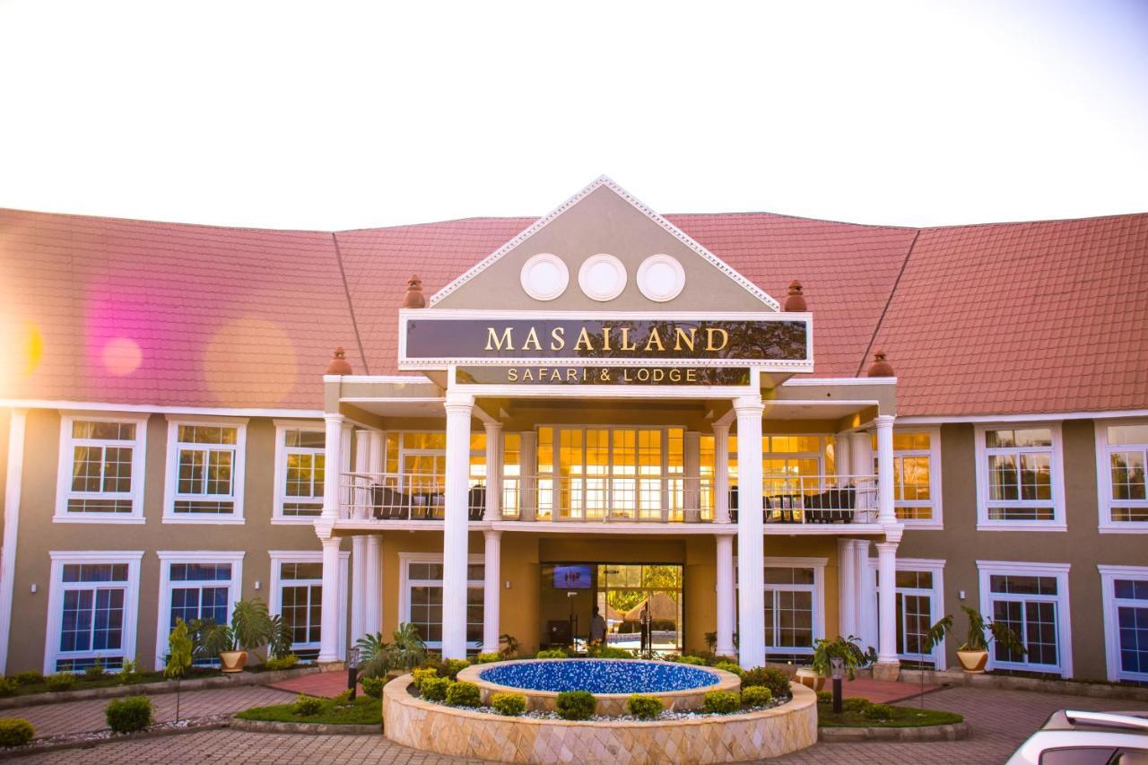 Masailand Safari Lodge-Arusha