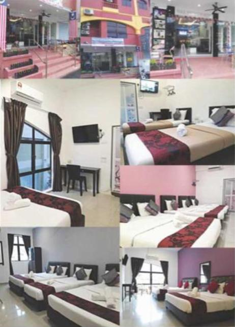 Гостевой дом  Max Ferringhi Hotel