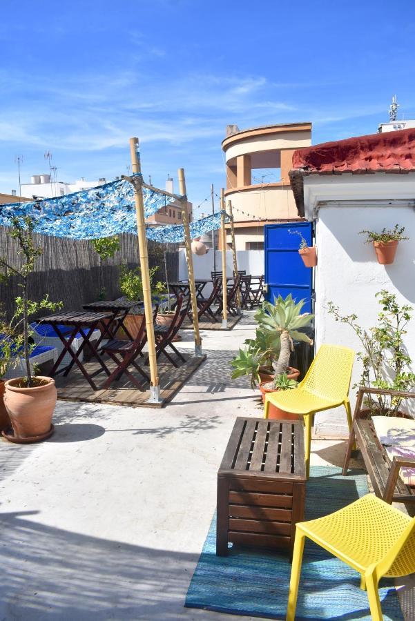 Хостел  Casa Al Sur Terraza Hostel
