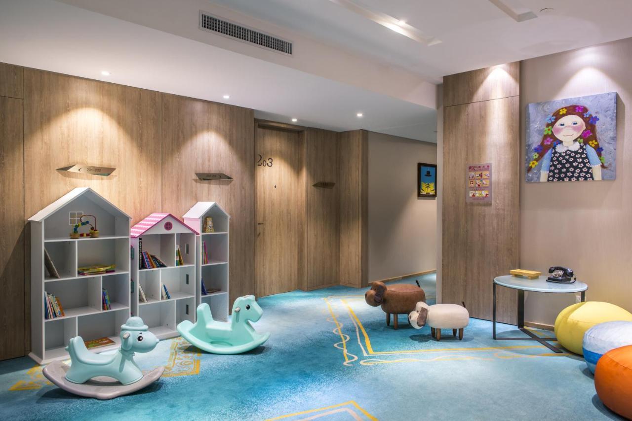 Отель  Hotel Indigo Xiamen Harbour  - отзывы Booking