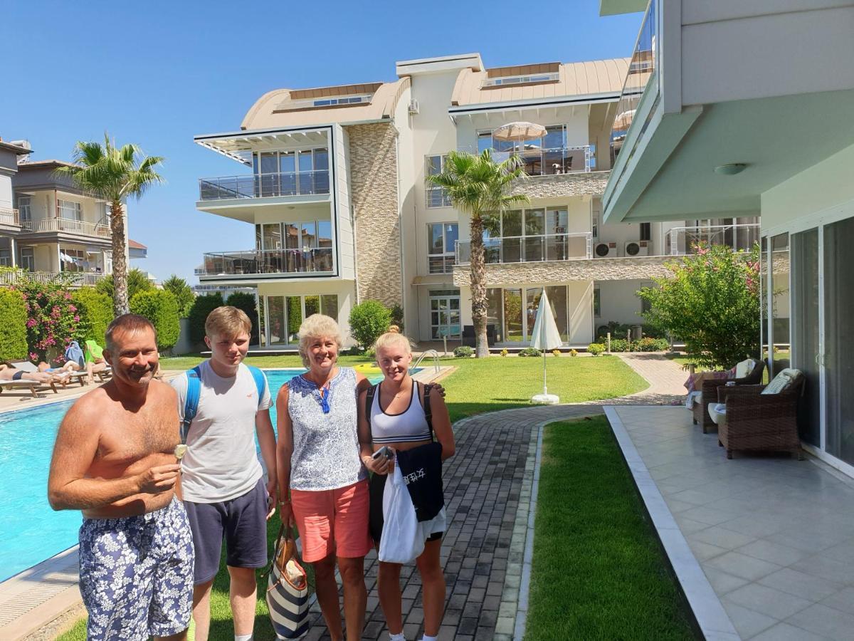Апартаменты/квартира  Antalya belek elegant golf apartment first floor 2 bedrooms pool view close to center  - отзывы Booking