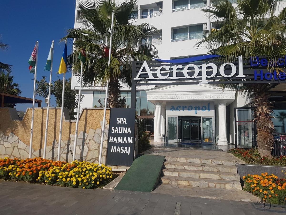 Отель  Отель  Acropol Beach Hotel