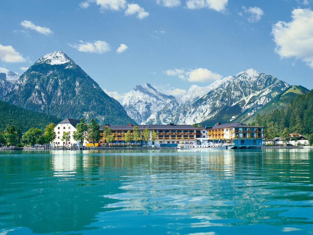 Обои австрия, alps, тироль, austria, tirol, Lake plansee, озеро планзее. Пейзажи foto 18