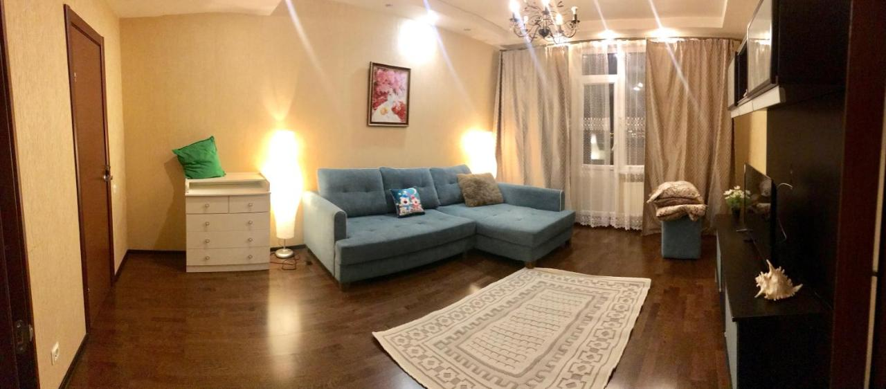 Апартаменты/квартира Apartment On Primorskii Prospekt 137