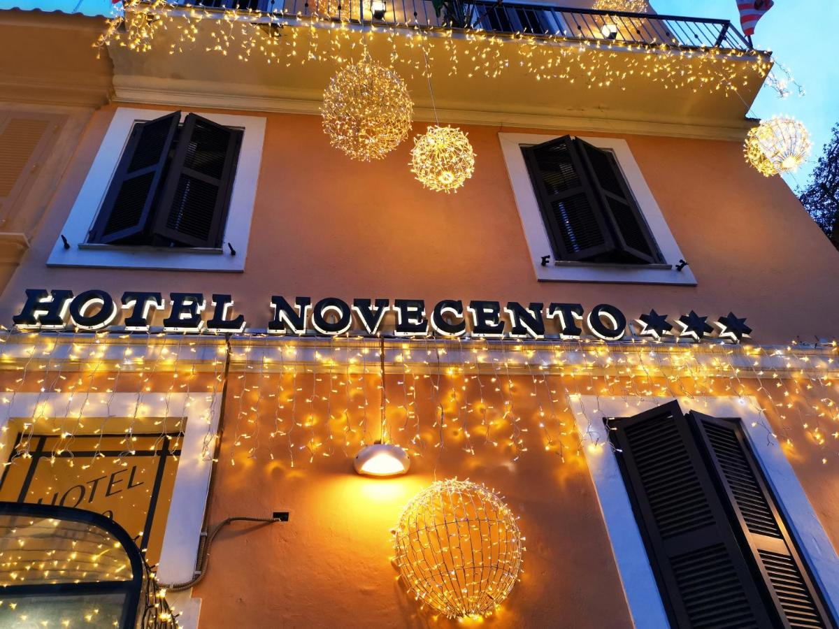 Отель  Отель  Hotel Novecento