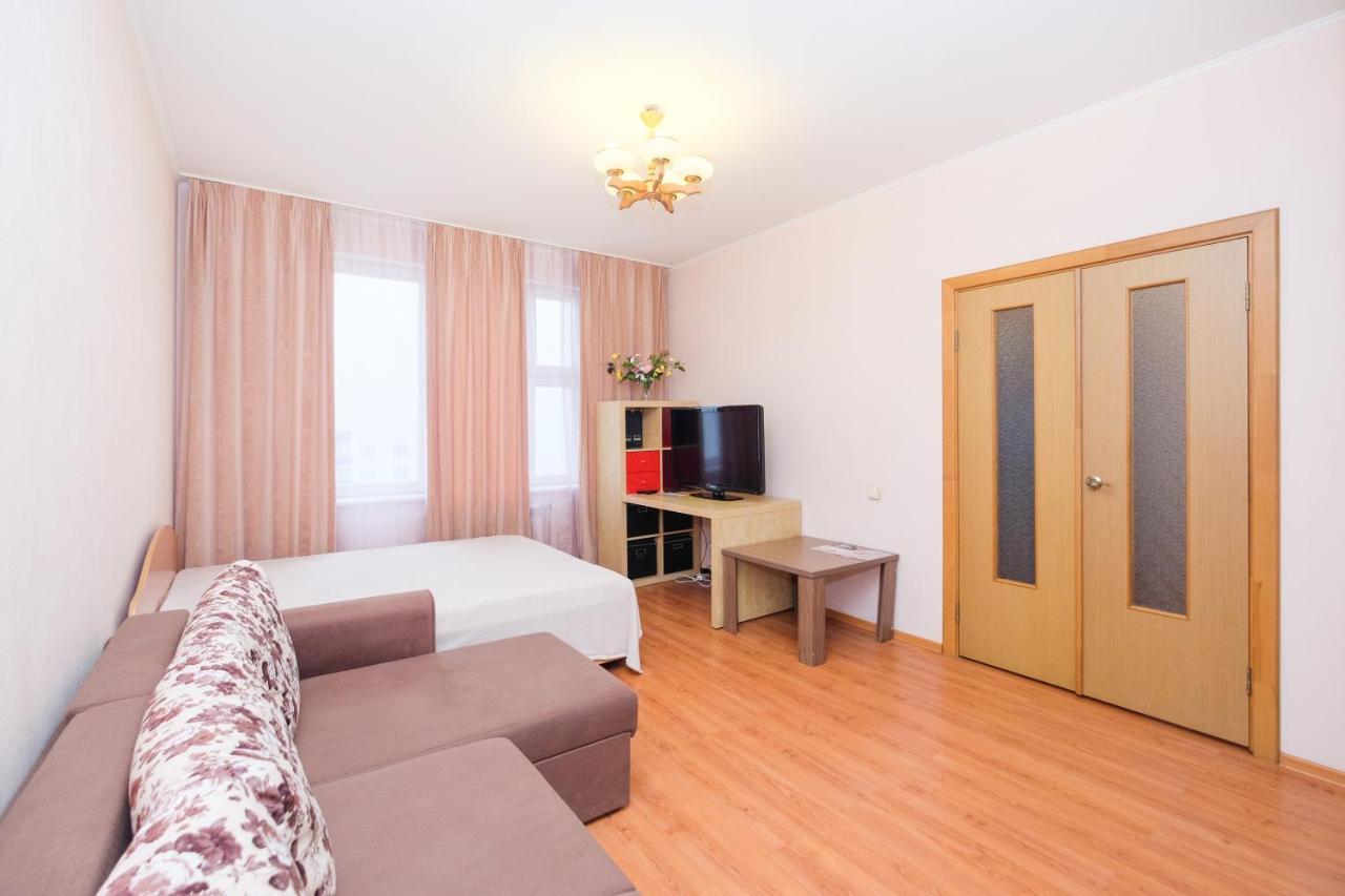 Фото  Апартаменты/квартира  NSK-Kvartirka, Gorskiy Apartment 84