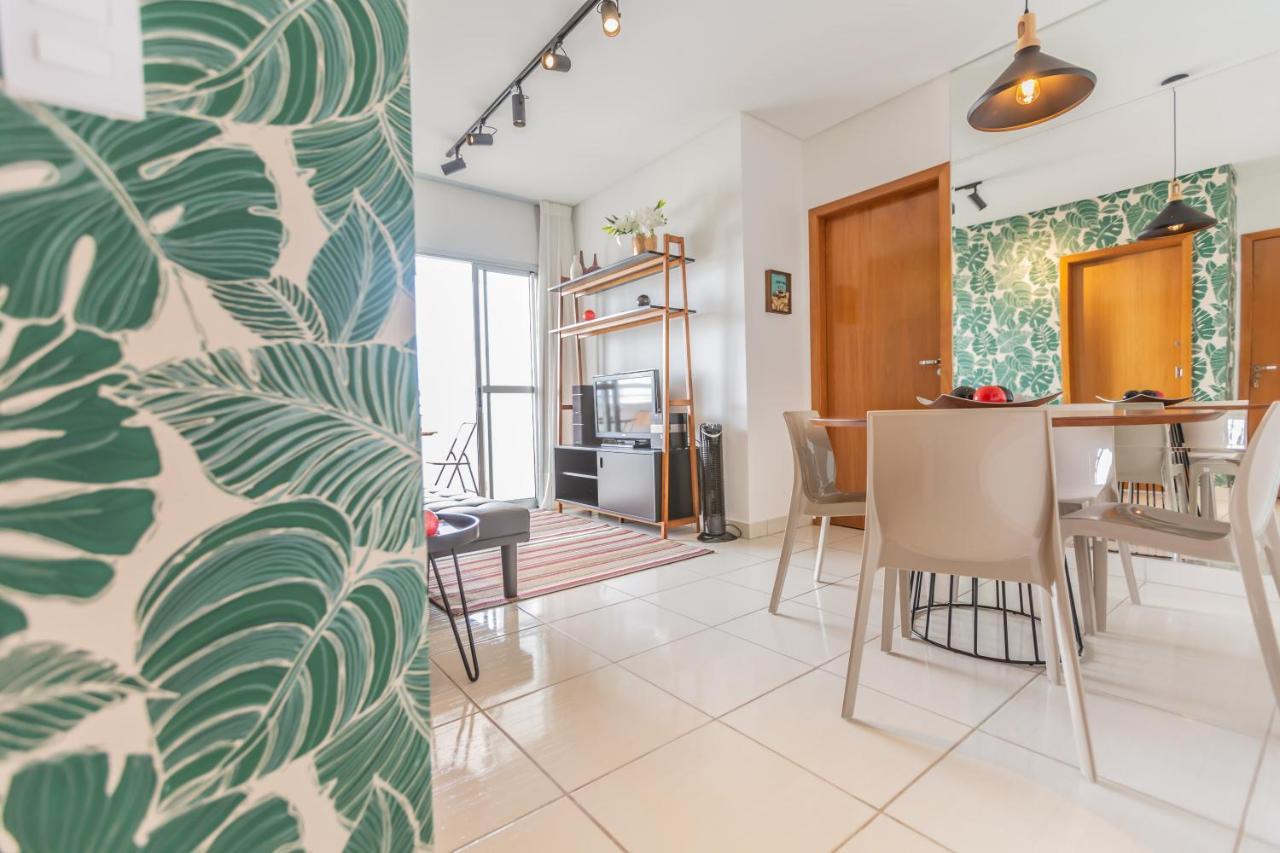 Апартаменты/квартира  Apartamento De 02 QTS No Bairro Goiabeiras. Todo Mobiliado. Vista Incrível.