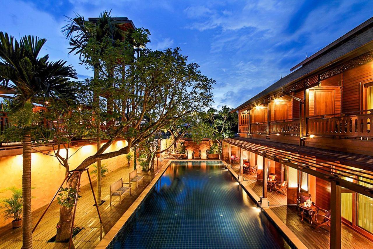 Курортный отель  Baan U Sabai Boutique House