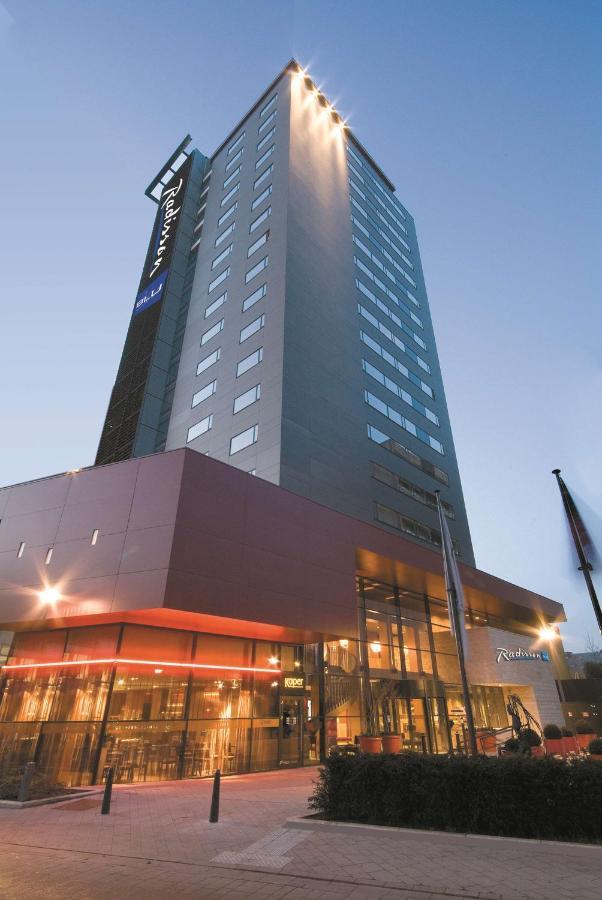 Отель  Radisson Blu Hotel Hasselt  - отзывы Booking