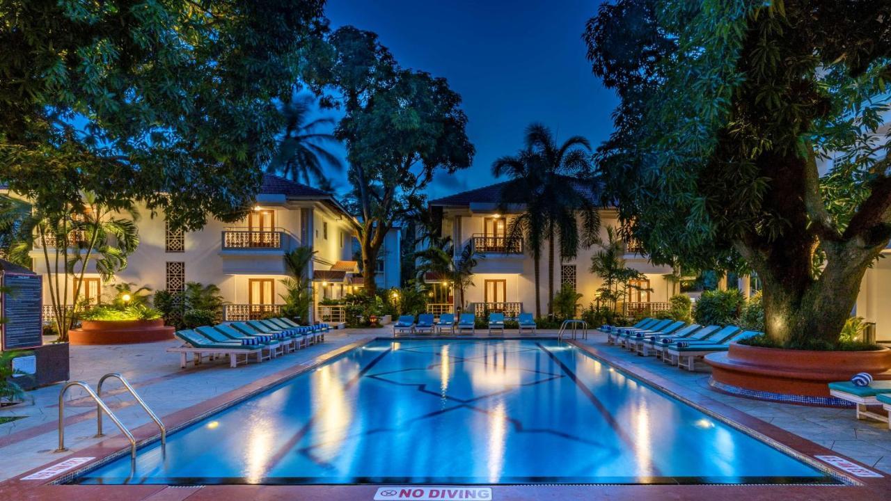 Отель  Radisson Goa Candolim  - отзывы Booking
