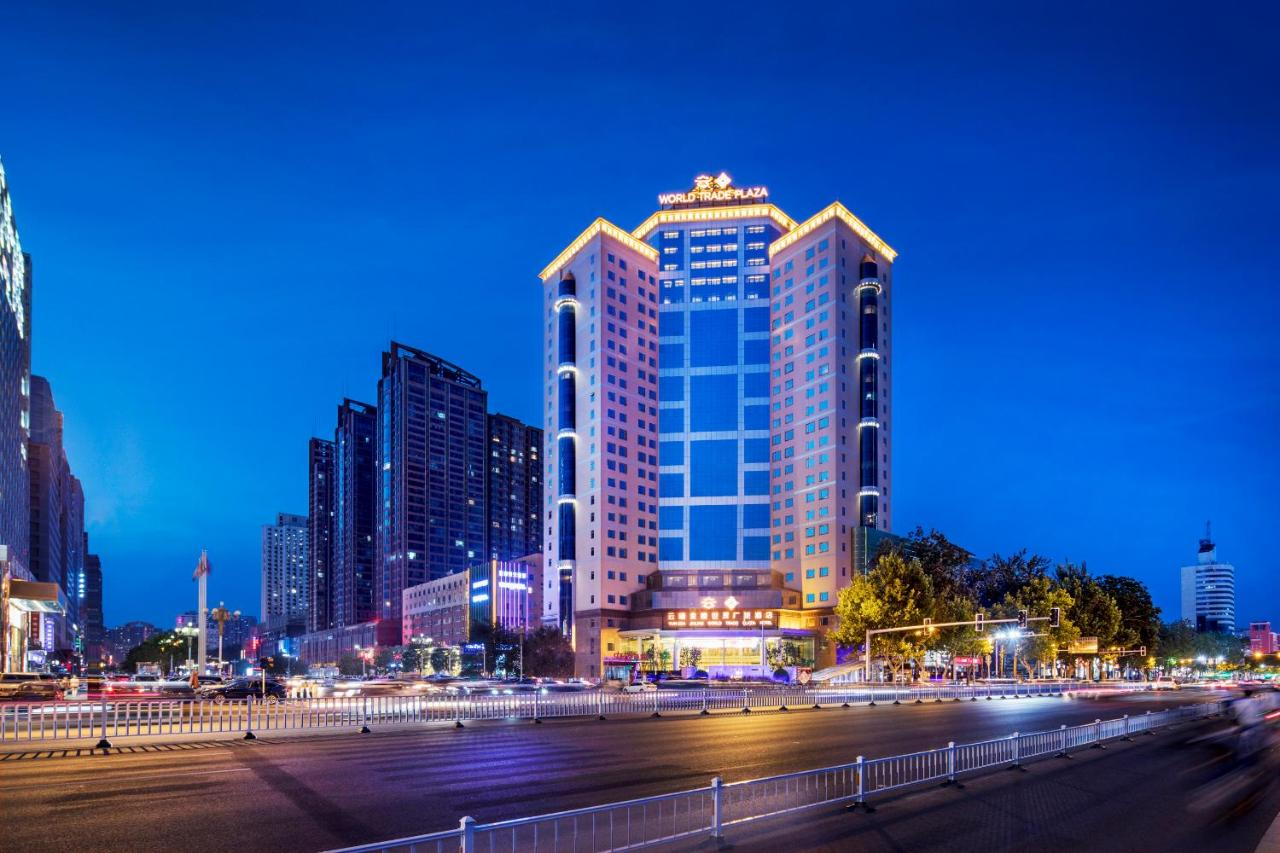Отель  Yun-Zen Jinling World Trade Plaza Hotel