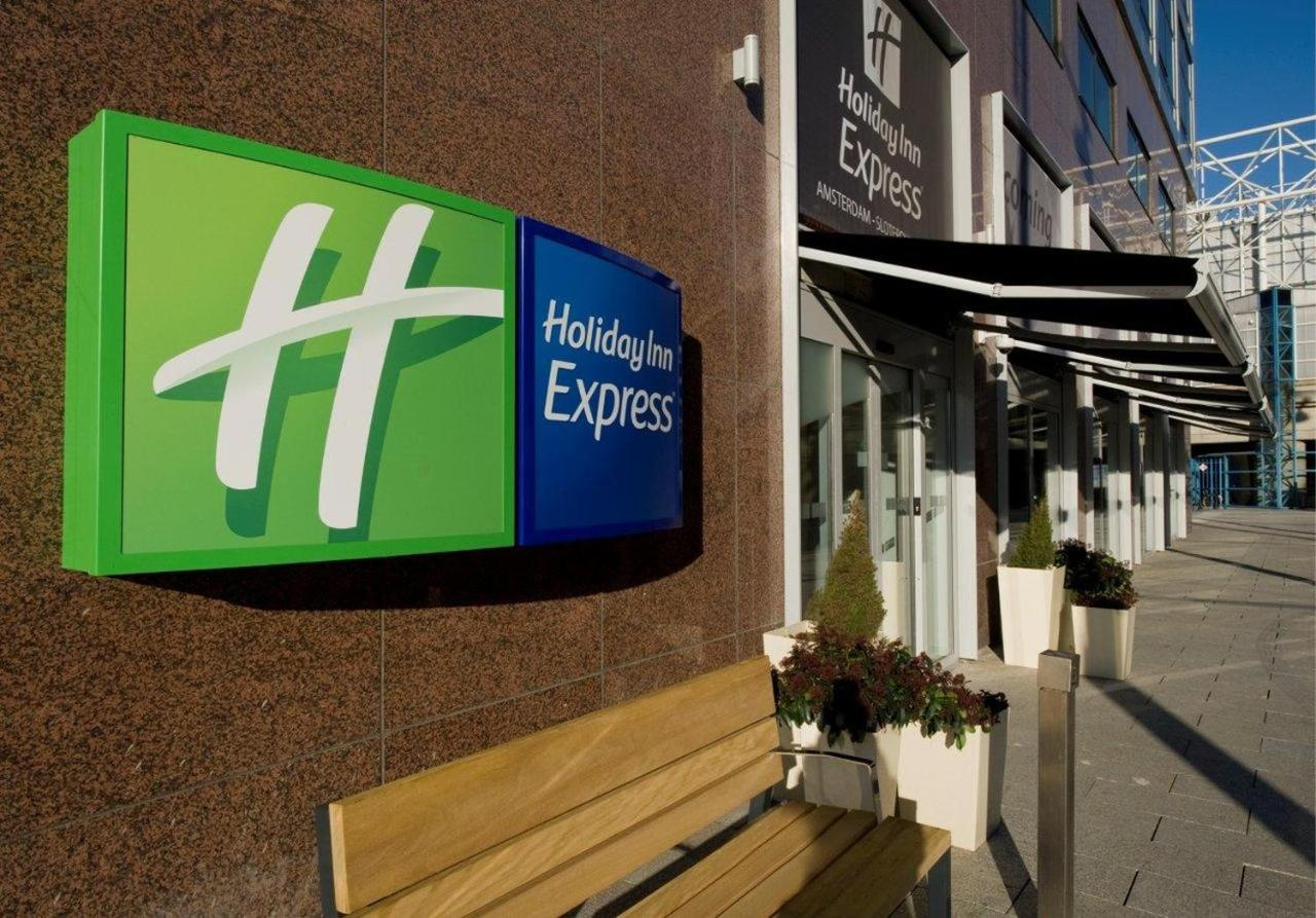 Отель  Holiday Inn Express Amsterdam - Sloterdijk Station, An IHG Hotel