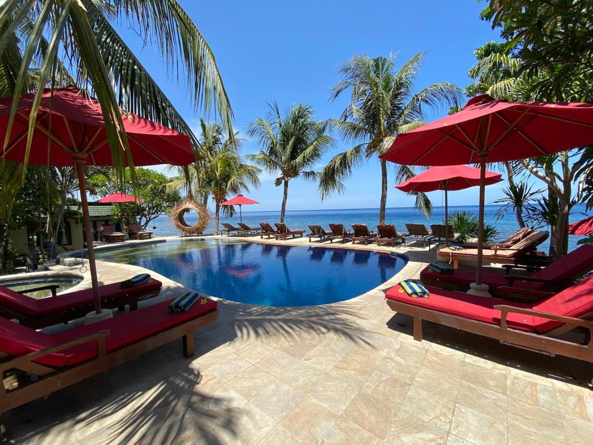 Курортный отель  Puri Wirata Dive Resort And Spa Amed