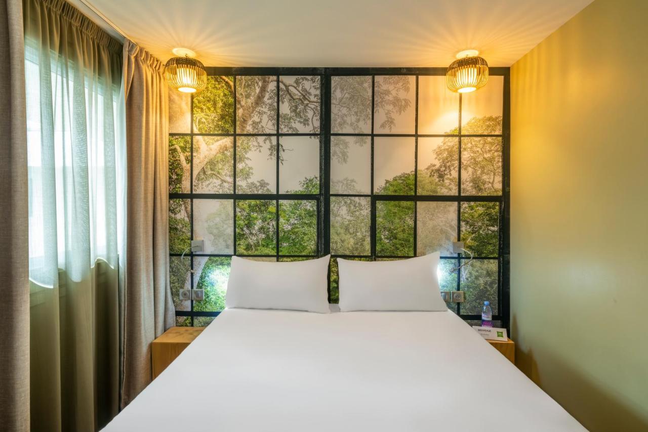 Отель  ibis Styles Parc des Expositions de Villepinte  - отзывы Booking