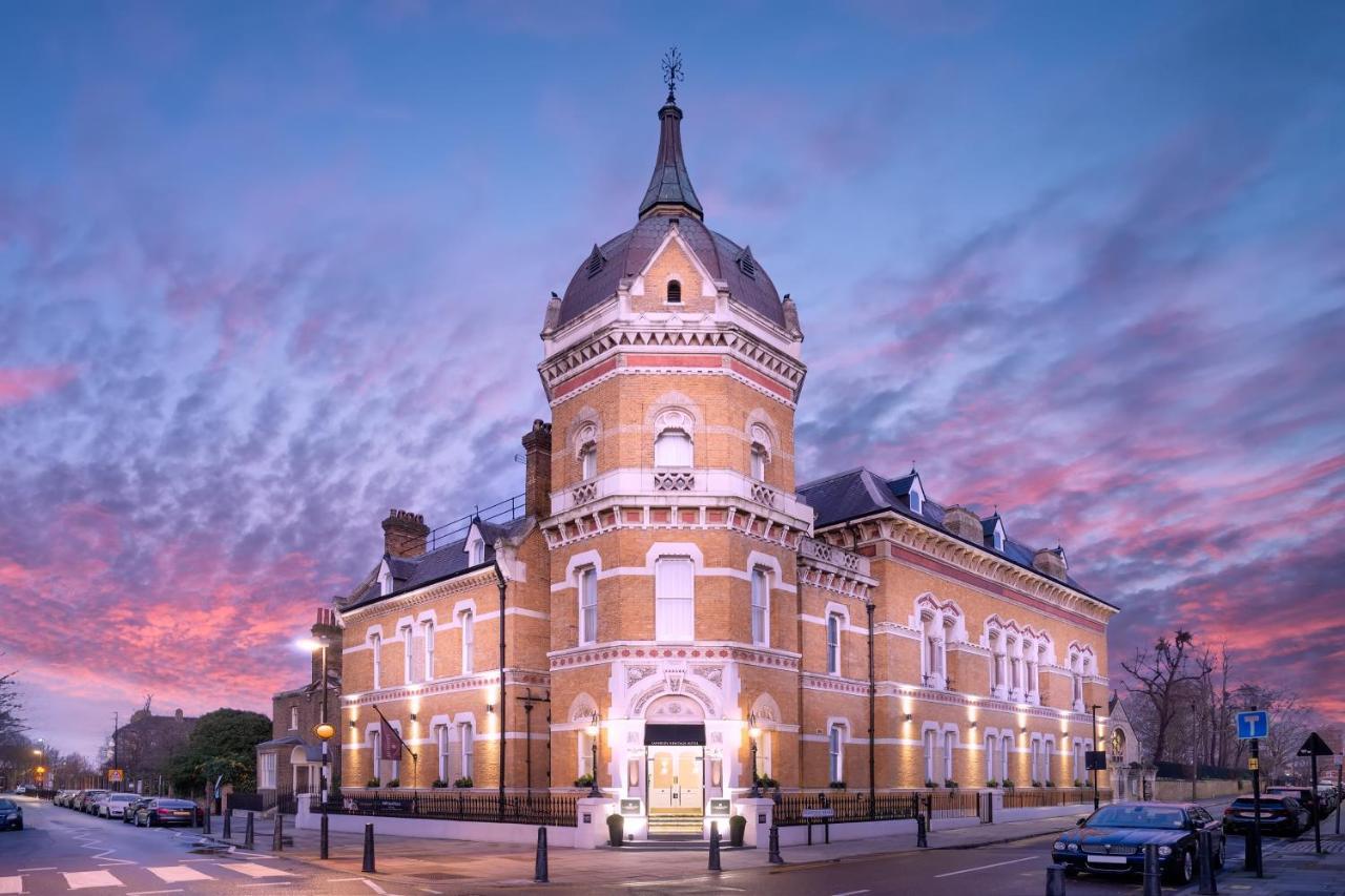 Отель  Lansbury Heritage Hotel  - отзывы Booking
