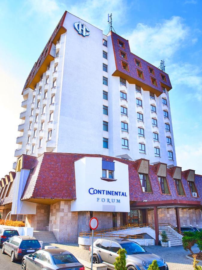 Фото Отель Continental Forum Tirgu Mures