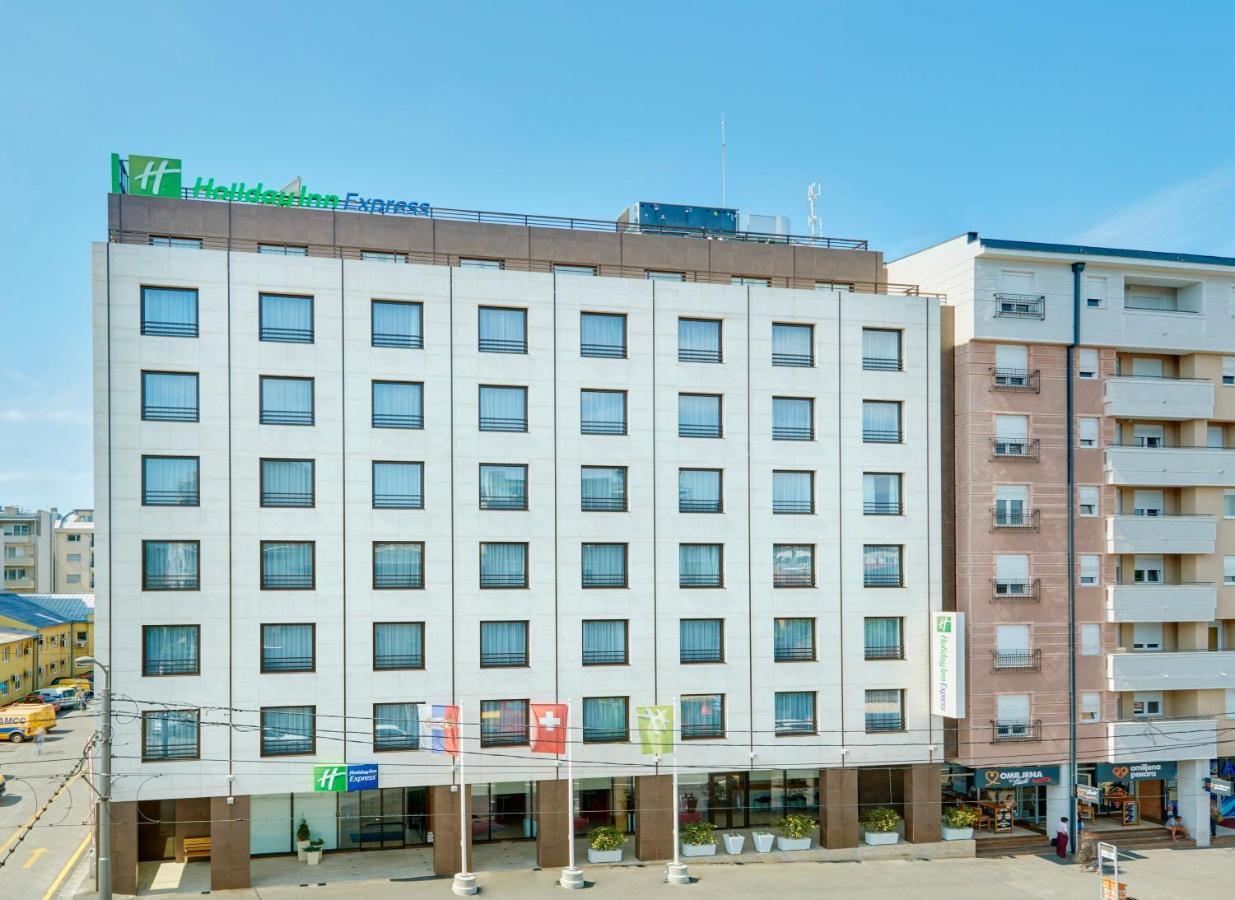 Отель  Отель  Holiday Inn Express Belgrade - City, An IHG Hotel